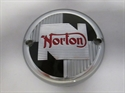 Picture of BADGE, GAS TANK, ROUND, NORT