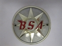 Picture of BADGE, TANK, BSA, GOLD/SLV