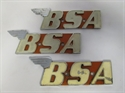 Picture of BADGE, TANK, BSA, A65, USED