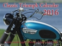 Picture of CALENDAR, TRIUMPH, 2016