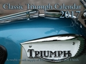 Picture of CALENDAR, TRIUMPH, 2017