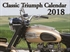 Picture of CALENDAR, TRIUMPH, 2018