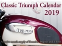 Picture of CALENDAR, TRIUMPH, 2019