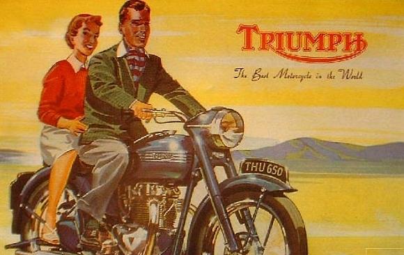 Triumph on Air Brake Parts